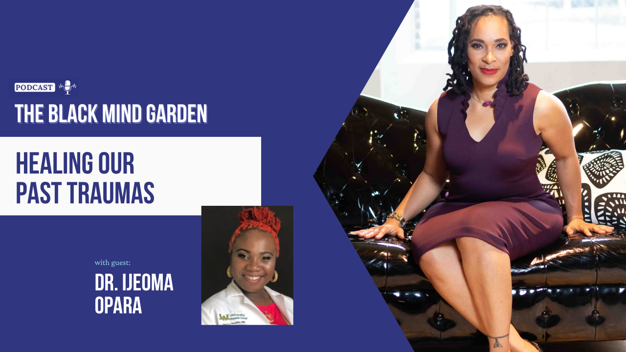 Episode 42: From Code Switching to Code Fluidity (w/Dr. Ijeoma Opara)